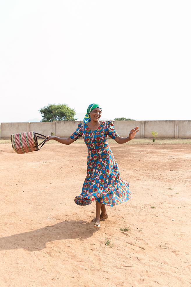 Tanssi tansaniassa