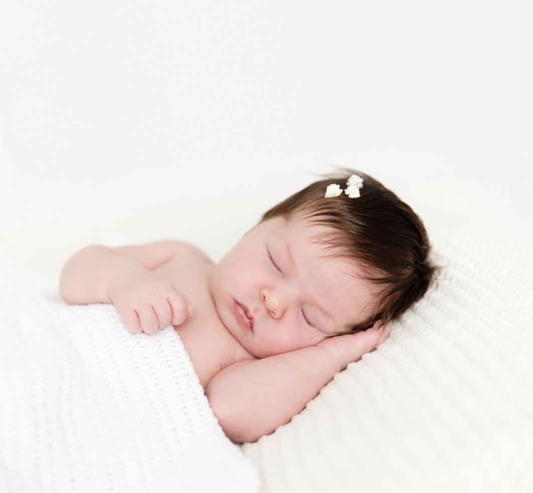 Vauvakuvaus, newborn-kuvaukset